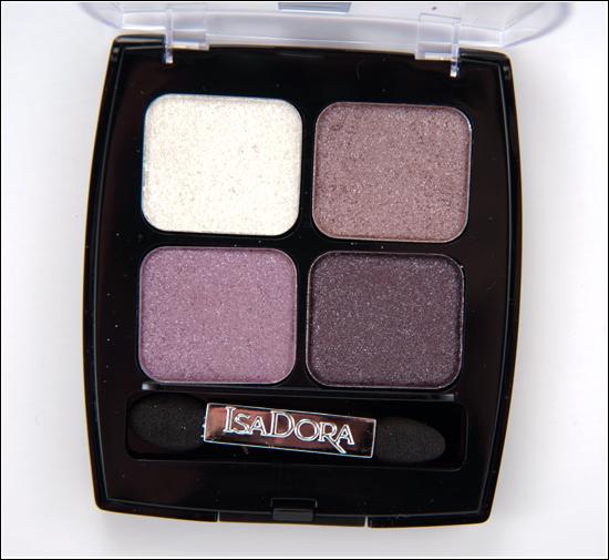 IsaDora Northern Lights Eye Shadow Quartet