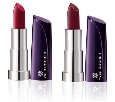 Yves-Rocher-Mauve-Pensee-Prune-Insolent-Lipsticks