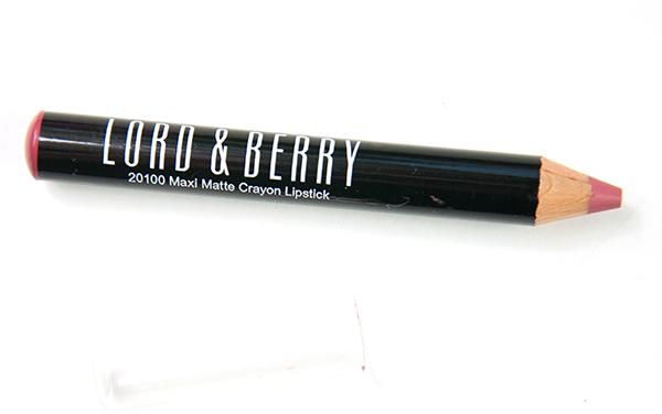 Lord-Berry-Maxi-Matte-Crayon-Lipstick