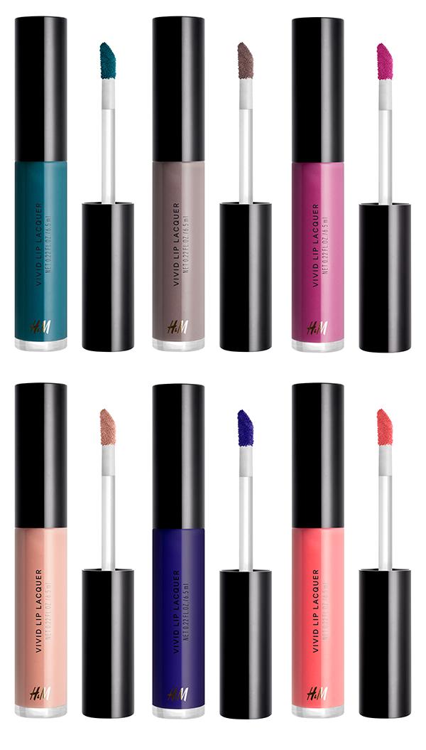 H&M Vivid Lip Lacquer