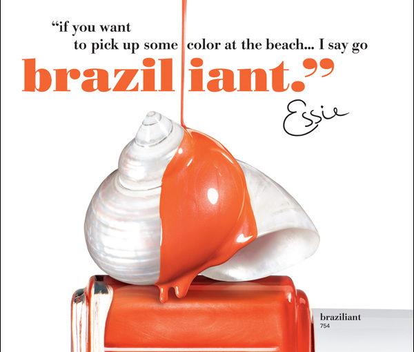 Essie Braziliant Summer Collection 2011