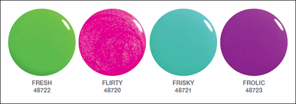 Orly Happy Go Lucky Collection 2011 Info & Bilder