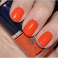 Kubiss 32 Nail Polish Orange