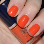 Kubiss 32 Nail Polish Orange