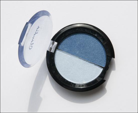 Claudia Cosmetics Eyeshadow Duo Heavenly Royal