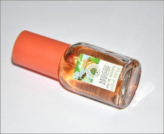 Yves Rocher Les Plaisirs Apricot Edt