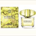 yellow diamond versace