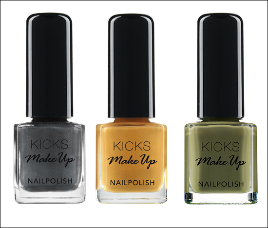 Nyhet KICKS Makeup Nailpolish