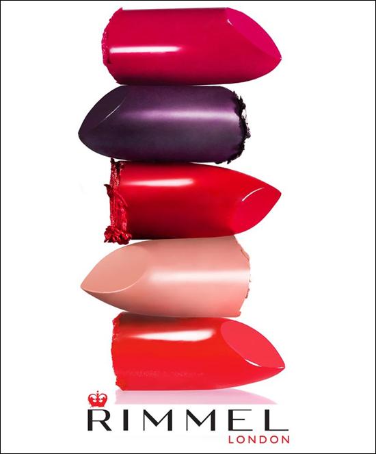 Rimmel London Kate Moss Lasting Finish Lipstick