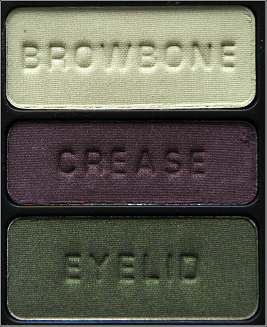 Wet'n'Wild Color Icon Trio Eyeshadow Cool As A Cucumber