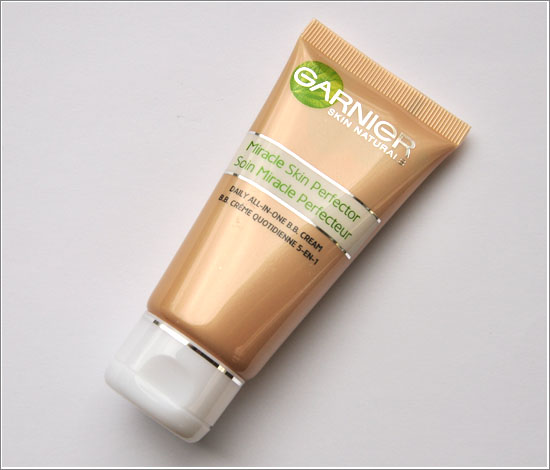 Garnier Miracle Skin Perfector BB Cream (Light)