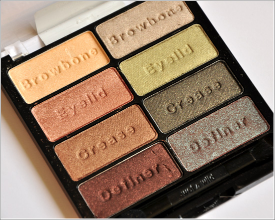 Wet'nWild colorIcon Eye Shadow Palette Comfort Zone (E738)