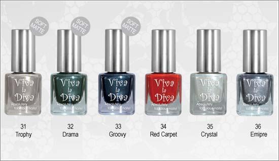 Viva la Diva Mini Nail Polish