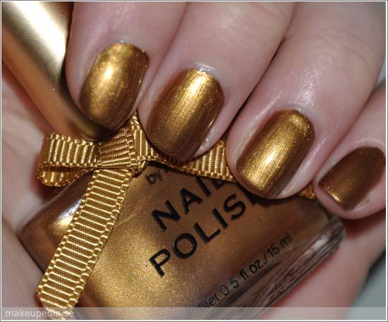 H&M Nail Polish 70s Boho NOTD