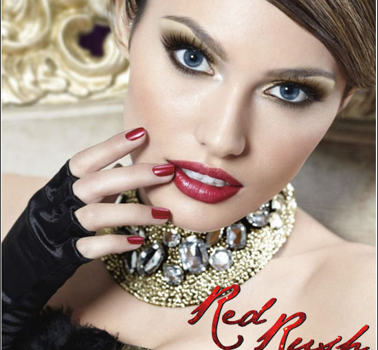 IsaDora Red Rush Holiday Collection 2011