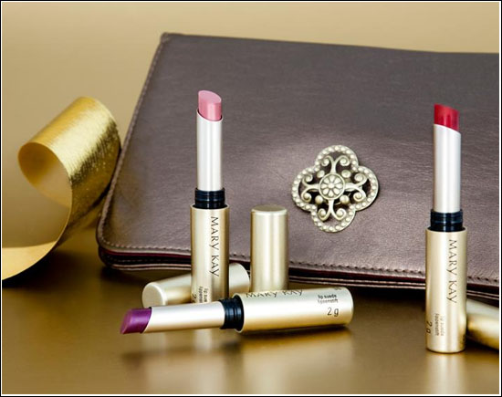 Mary Kay Lip Suede Limited Edition