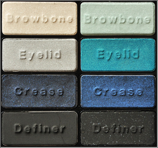 Wet'n'Wild Eyeshadow Collection Blue Had Me At Hello