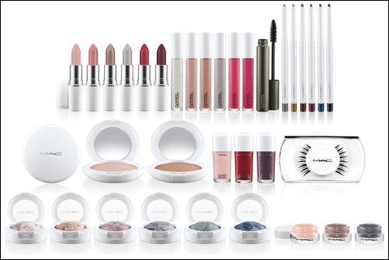 Nu hos Kicks: MAC Holiday Collections 2011 Glitter & Ice | Ice Parade