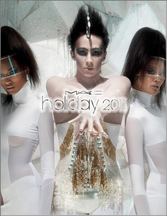 MAC Holiday Collections 2011 Glitter & Ice
