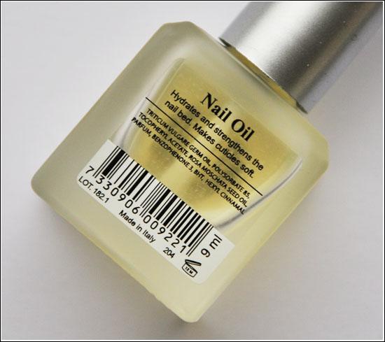Viva la Diva Nail Care 204 Nail Oil Recension & Bilder