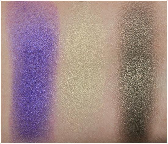 viva-la-diva-domed-eyeshadows Posh, Halo, Misty Green
