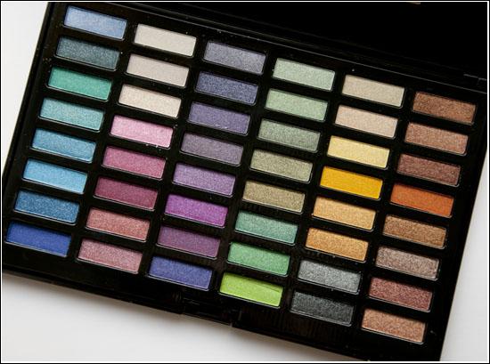 Viva la Diva Starlight Eyeshadow Palette!