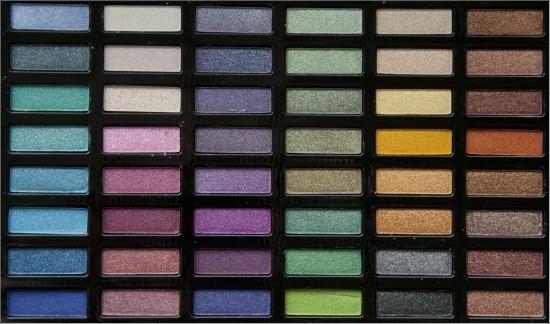 Viva la Diva Starlight Eyeshadow Palette