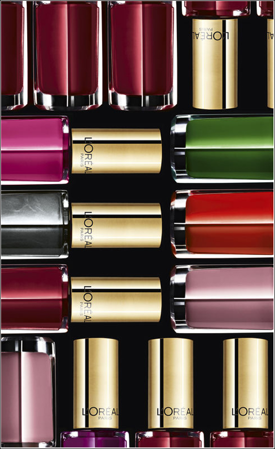 Vårnyhet L'Oréal Color Riche Le Vernis
