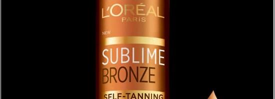 L'Oréal Sublime Bronze Mousse
