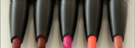 ELF Studio Lip Liner & Blend Brush Red, Wine, Fuchsia, Pink Grapefruit, Nude Pink