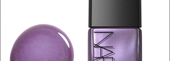 Nail Polish Diamond Life (metalltic violet)