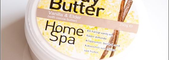 Gunry Body Butter Vanilj & Fläder