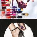 YSL La Laque Couture vs Max Factor Glossfinity