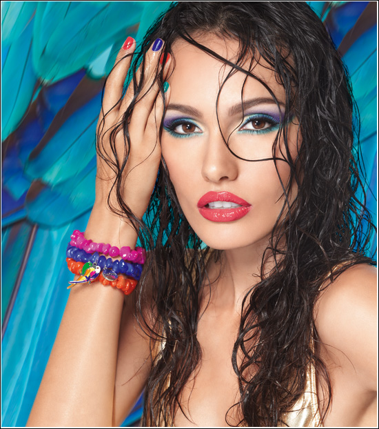 IsaDora Papagayo Summer Makeup Collection 2012