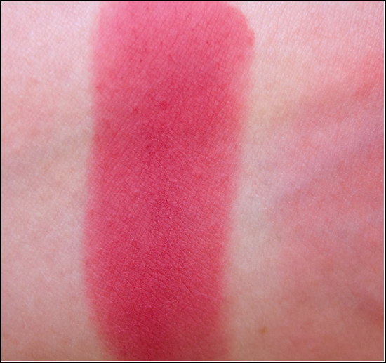 La Femme Cosmetics Blush On Rouge Mauve Swatches