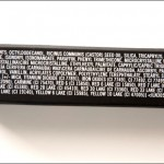 MAC Force Of Love Matte Lipstick Ingredients Ingredienser