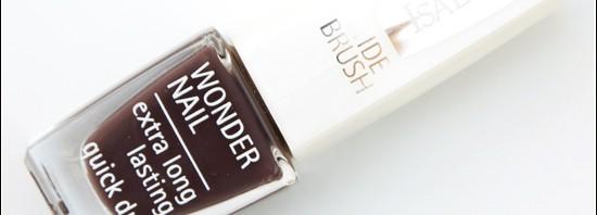 IsaDora Metropolitan 639 Wonder Nail