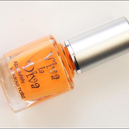 Viva la Diva Fresh Orange 136 Nail Polish