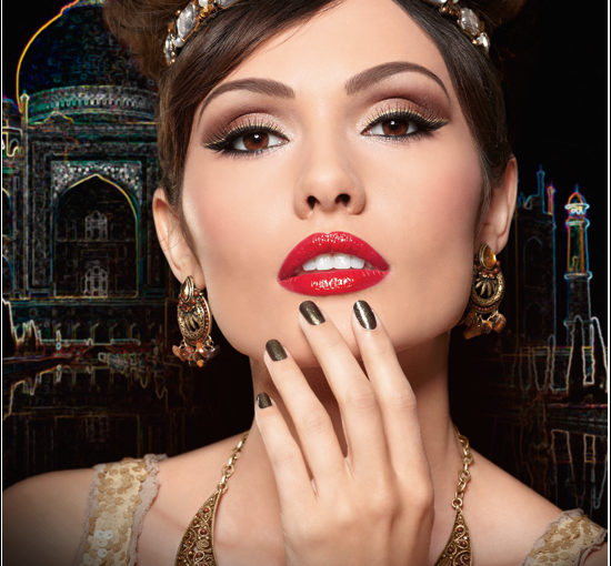 IsaDora Jewels Of The Orient Trend Nails Collection 2012
