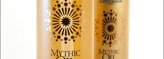L'Oreal Professionnel Mythic Oil Schampoo & Conditioner Recension