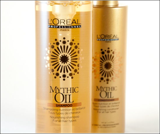 L'Oreal Professional Mythic Oil Schampo & Conditioner