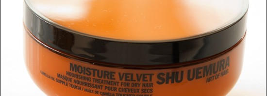 Shu Uemura Moisture Velvet Treatment Recension, Bilder, Ingredienser