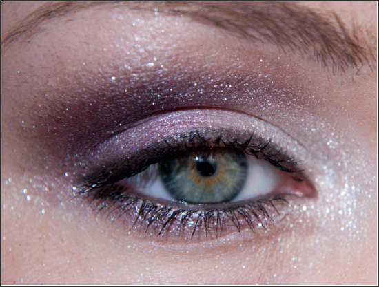IsaDora Northern Lights Eye Look