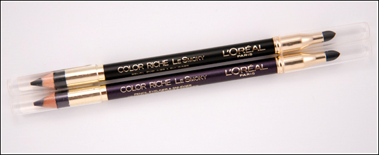 L'OREAL COLOR RICHE LE SMOKY PENCIL EYELINER & SMUDGER