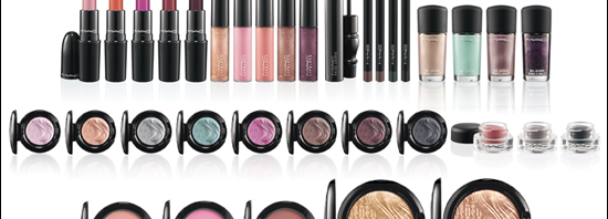 MAC Glamour Daze, Fabulousness & Guilty Passions Collections