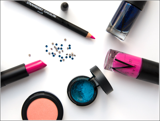 Make Up Store Cocktail Collection Preview