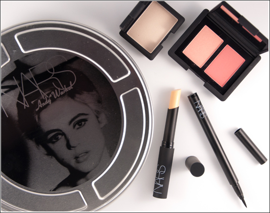 Nars Andy Warhol Collection Edie Set