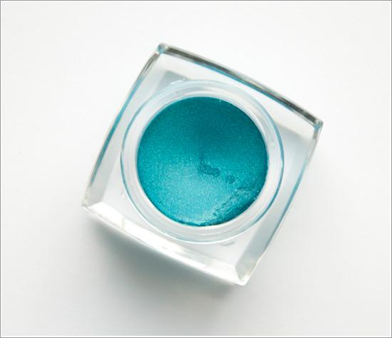 e.l.f. Teal Tease Studio Cream Eyeliner Recension, Swatches, Bilder