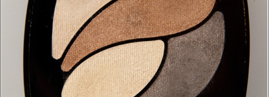 L'Oréal Color Riche Quad E1 Timeless Beige/Beige Trench