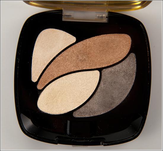 L'Oréal Color Riche Quad E1 Timeless Beige/Beige Trench